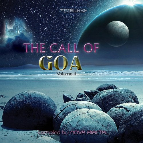 The Call Of Goa, Vol.4               Album DJ Mix