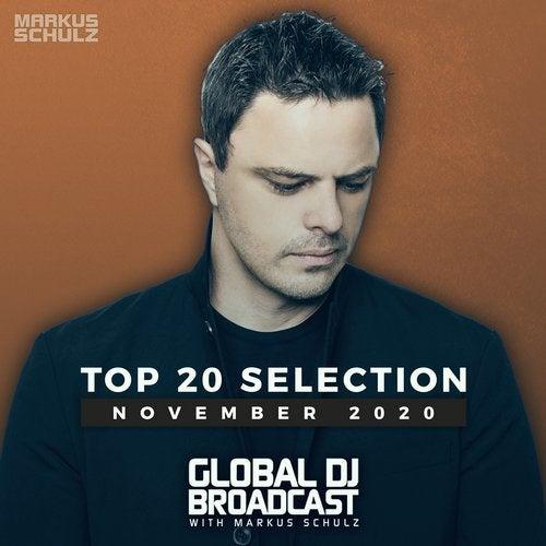 Global DJ Broadcast - Top 20 November 2020
