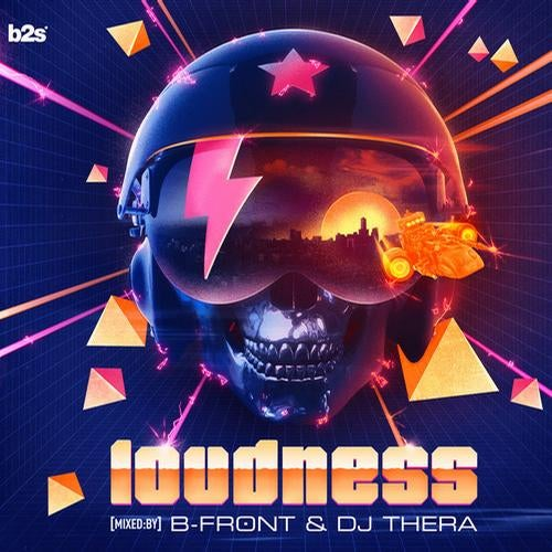 Loudness - Mixed by B-Front and DJ Thera