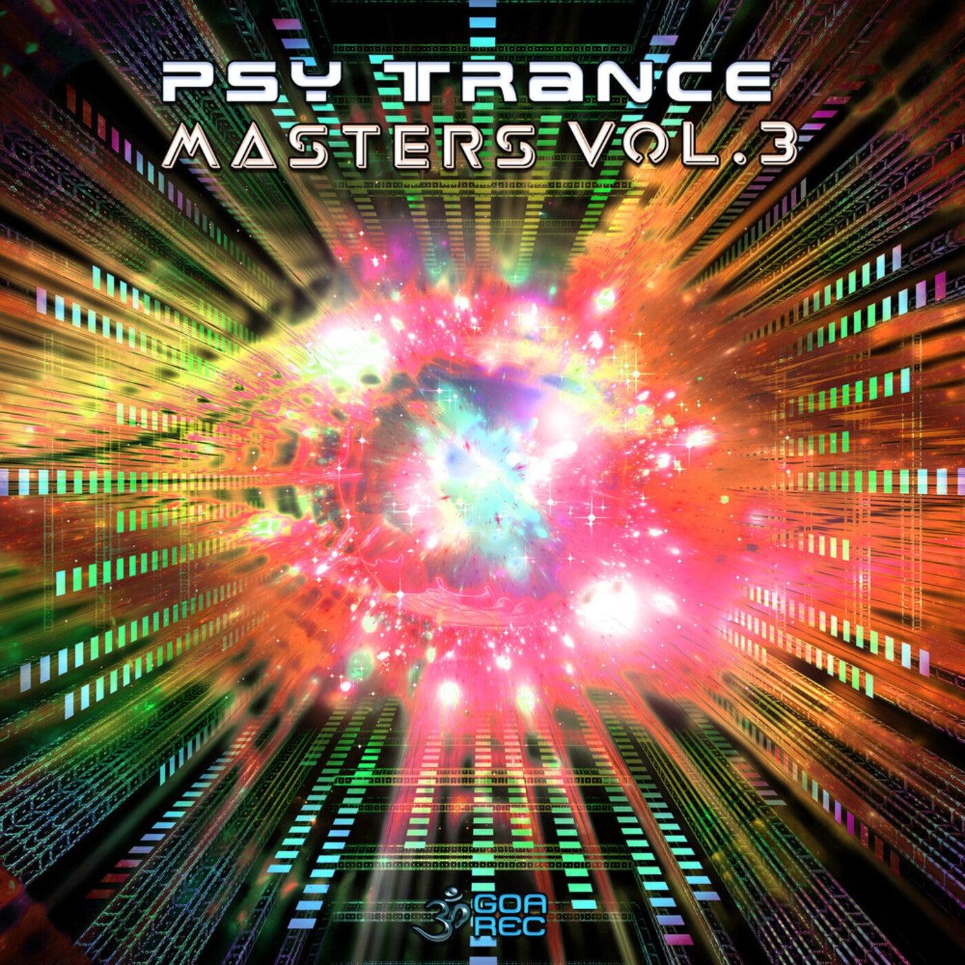 Psytrance Masters, Vol. 3