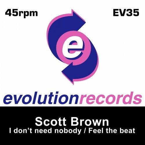 Feel The Beat Original Mix By Scott Brown On Beatport