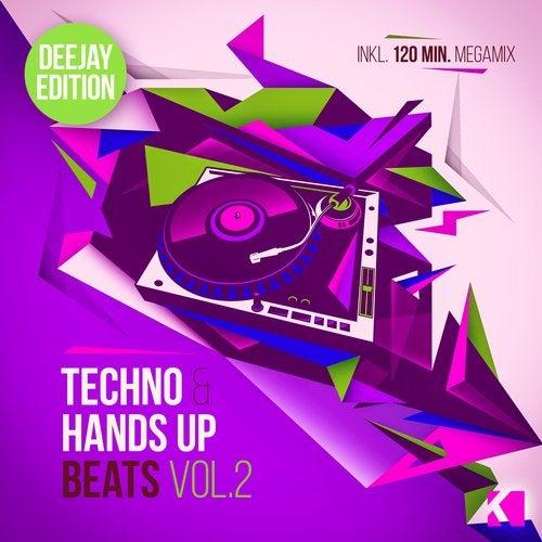 Various Artists-Techno & Hands Up Beats Vol. 2 (Deejay Edition)