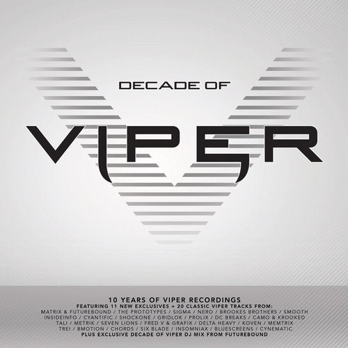 Decade Of Viper (10 Years Of Viper Recordings)