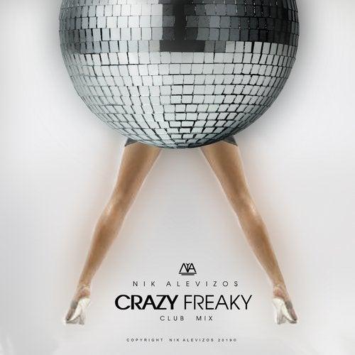 Afbeeldingsresultaat voor Nik Alevizos - Crazy Freaky