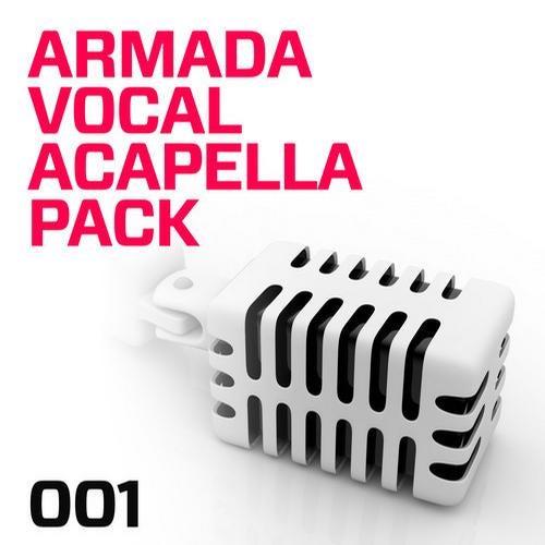 Armada Vocal Acapella Pack 001