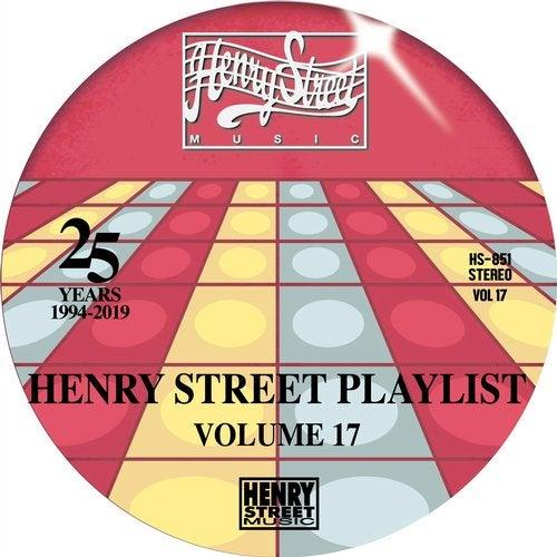 Henry Street Music The Playlist Vol.17