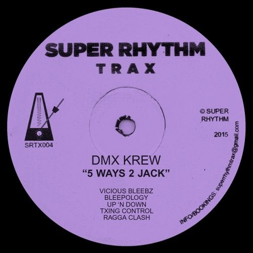 TXing Control (Original Mix) by DMX Krew on Beatport