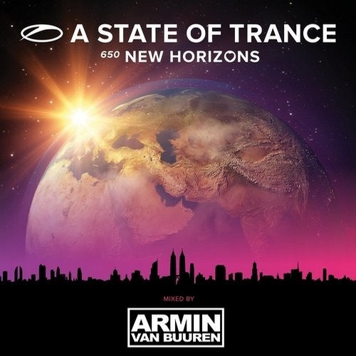 A State Of Trance 650 - New Horizons (Extended Versions) - Mixed by Armin van Buuren