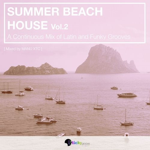 Latin and Funky Summer Beach House, Vol. 2