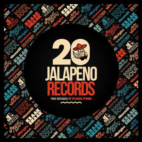 VA - Jalapeno Records Two Decades of Funk Fire (JAL2020)