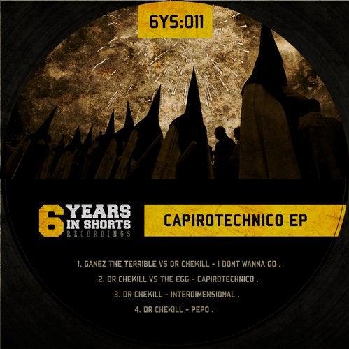 Dr Chekill - Capirotechnico EP