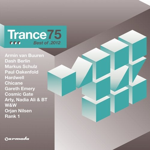 Trance 75 - Best Of 2012