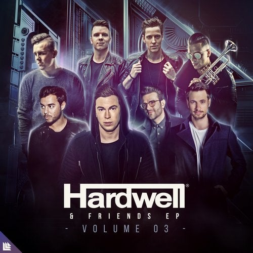Hardwell & Friends, Vol. 03