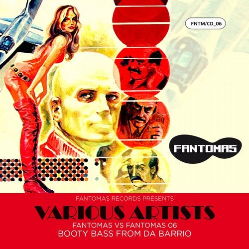 FANTOMAS vs FANTOMAS06: BOOTY BASS FROM DA BARRIO
