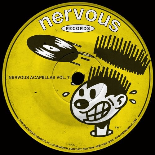 Nervous Acapellas - Vol 7