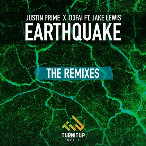 Earthquake feat. Jake Lewis