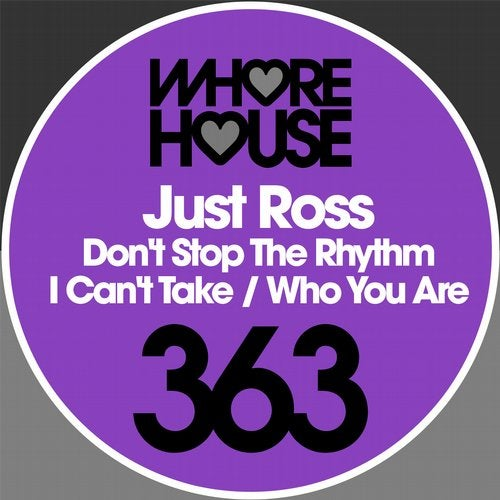 Don't Stop The Rhythm / I Can't Take / Who You Are