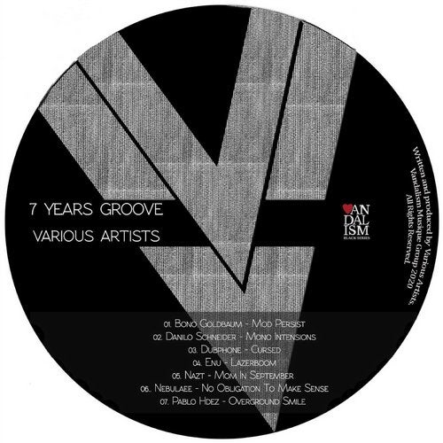 7 Years Groove Anniversary