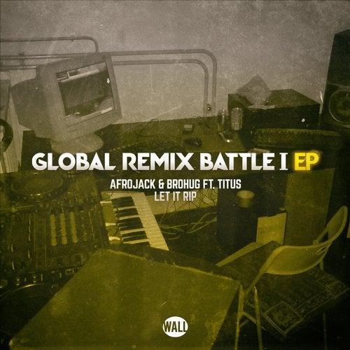 Global Remix Battle I EP - Extended Version