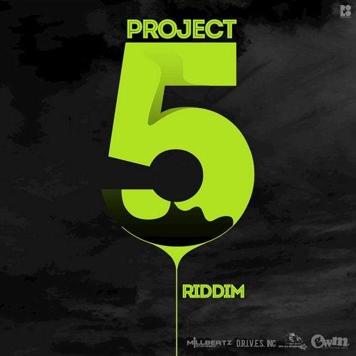 Project 5 Riddim (Instrumental) by Millbeatz Entertainment, StarBlu
