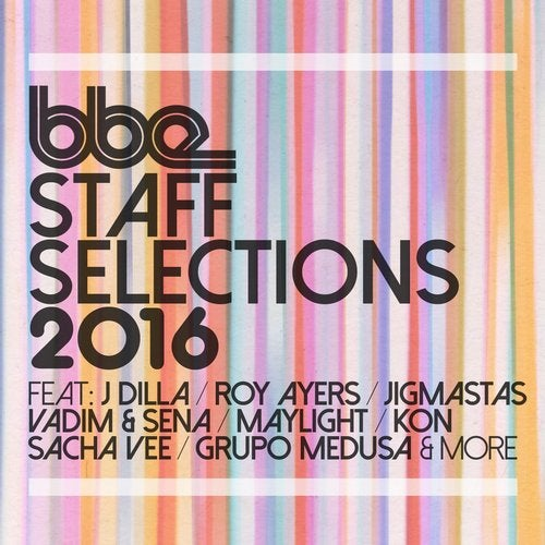 BBE Staff Selections 2016