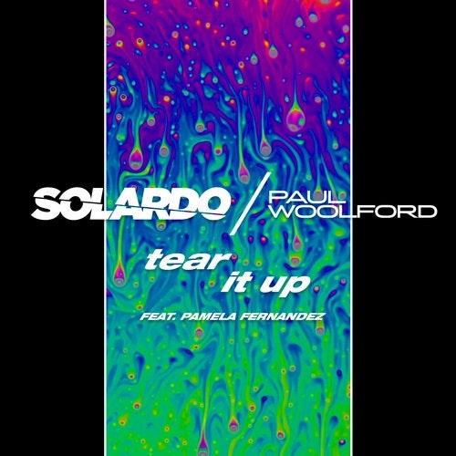 Tear It Up feat. Pamela Fernandez