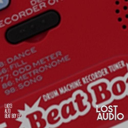 Beat Boy EP