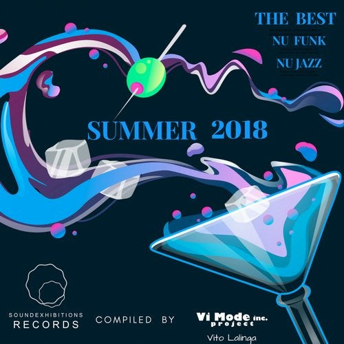 Nu Funk & Nu Jazz The Best Of Summer 2018 Compiled By Vito Lalinga (Vi Mode Inc project)