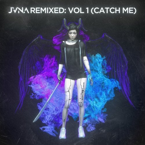 JVNA REMIXED: VOL. 1 (CATCH ME)