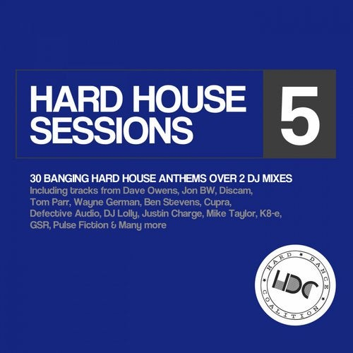 Hard House Sessions, Vol. 5