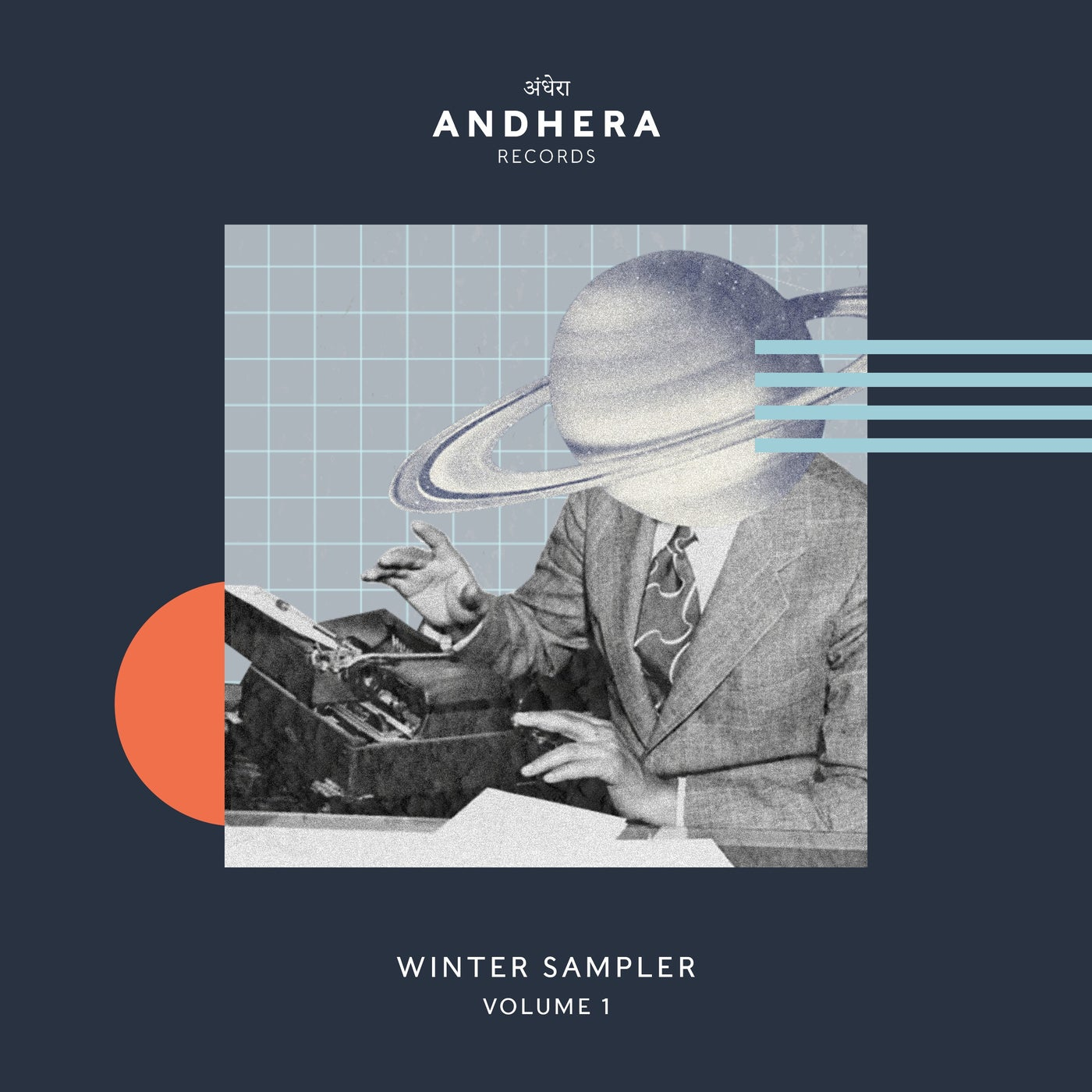 Andhera Records Winter Sampler Volume 1
