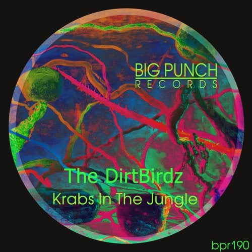Krabs in the Jungle