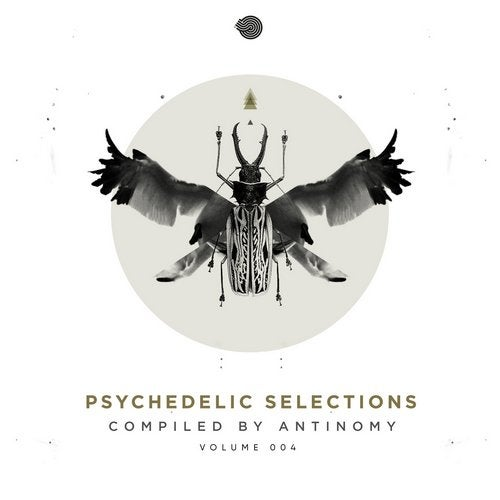 Psychedelic Selections Vol 004 Compiled by Antinomy