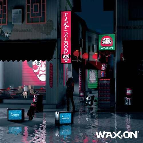 Wax:On Compilation Series Vol. 1