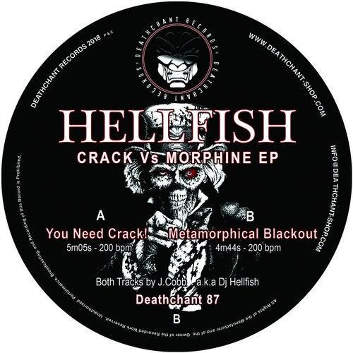 Crack Vs Morphine EP (CAT NR MISSING)