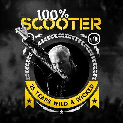 100%% Scooter (25 Years Wild & Wicked)