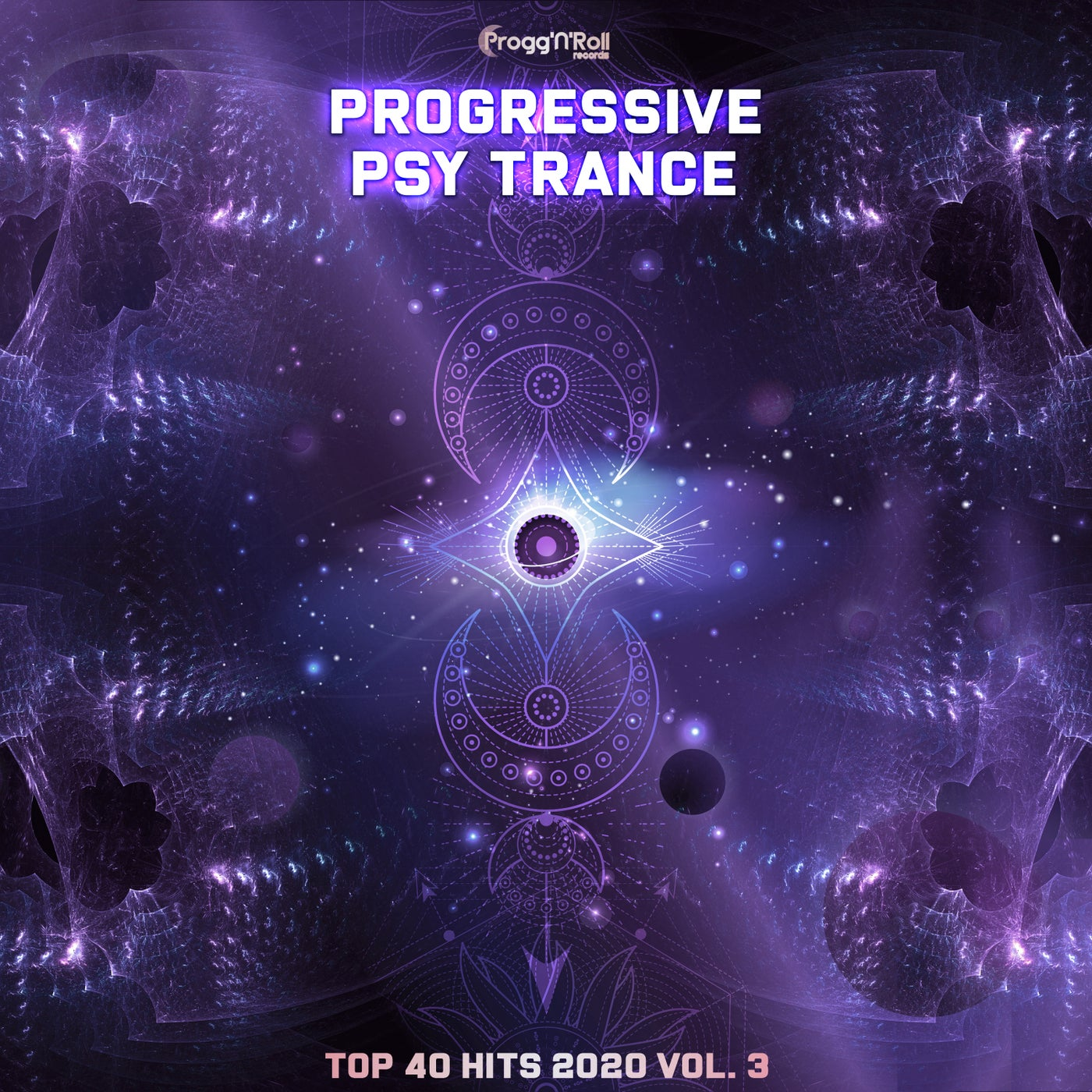 Progressive Psy Trance Top 40 Hits 2020, Vol. 3