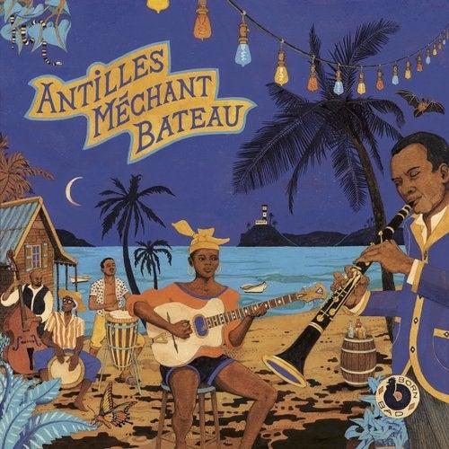 Antilles Mechant Bateau