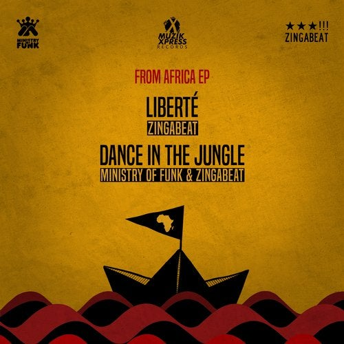 Ministry Of Funk, Zingabeat - From Africa E.P