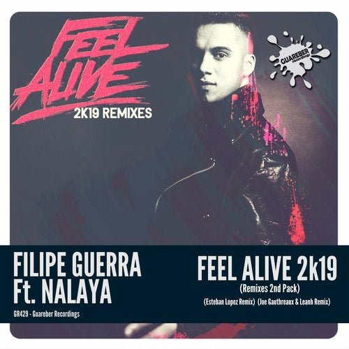 Feel Alive 2K19 (Remixes 2nd Pack)