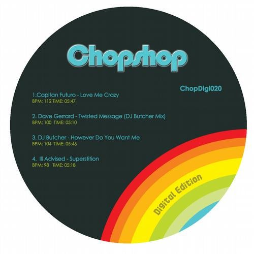 Chopshop Music Turns Me On Vol. 2