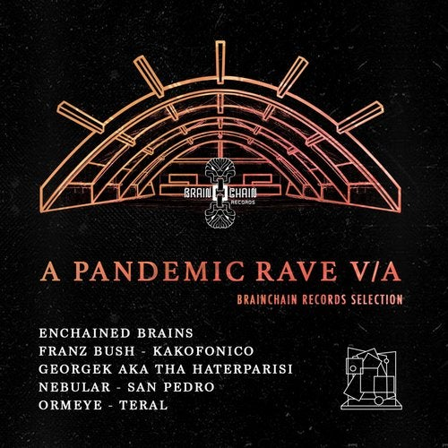VA - A Pandemic Rave V,A [BrainChain Records]