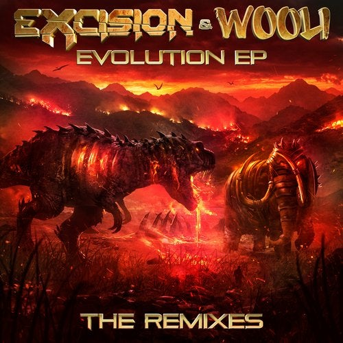 Evolution - The Remixes