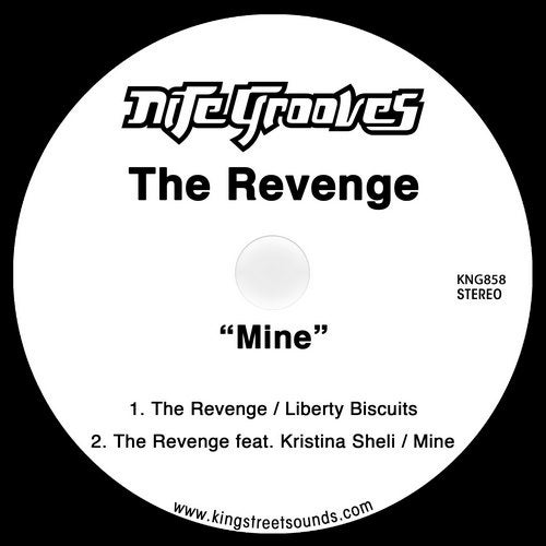 Mine from Nite Grooves on Beatport Image