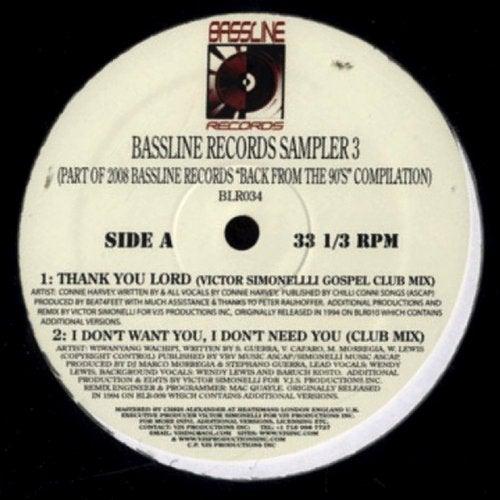 I Don't Want You, I Don't Need You (Club Mix) by Wiwanyag