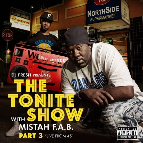 The Tonite Show with Mistah Fab