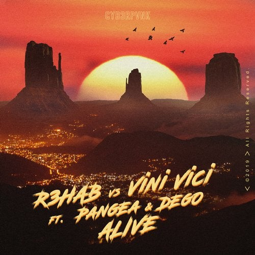 Alive feat. DEGO