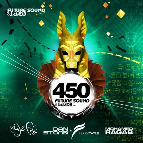 Future Sound of Egypt 450 (Extended Versions)