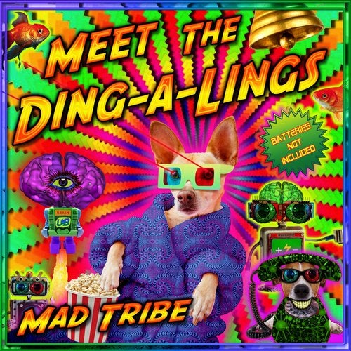 Meet the Ding-A-Lings Feat. Extra Guitars by John Klein