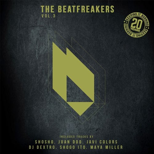 The Beatfreakers Vol.3